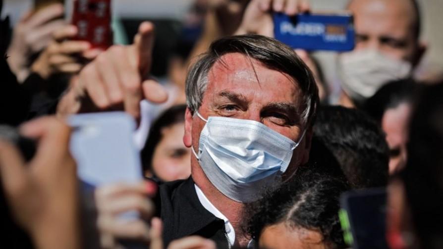 Bolsonaro dijo en la ONU que Brasil es referencia en medio ambiente y derechos humanos - Denise Mota - No Toquen Nada | DelSol 99.5 FM