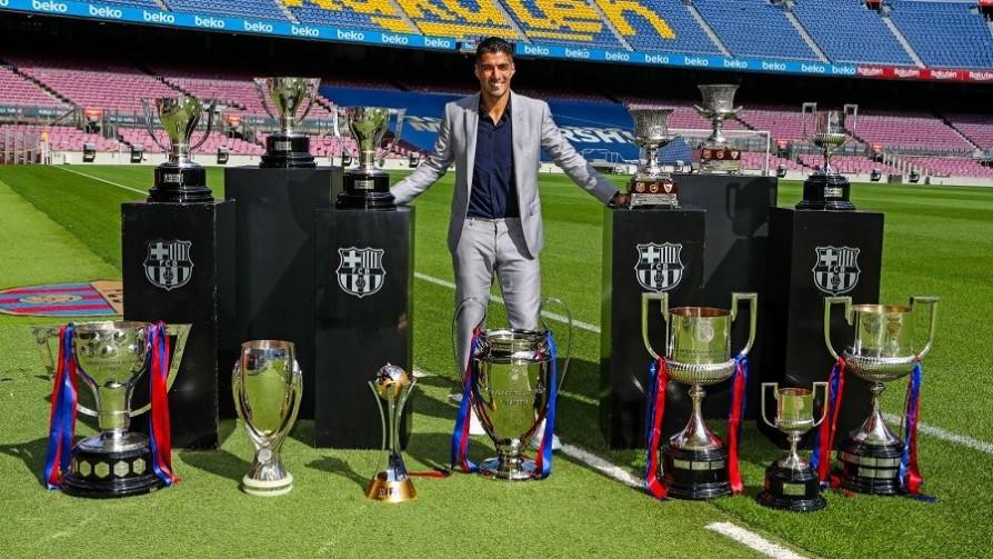 Luis Suárez: chau Barcelona, hola Atlético - Diego Muñoz - No Toquen Nada | DelSol 99.5 FM