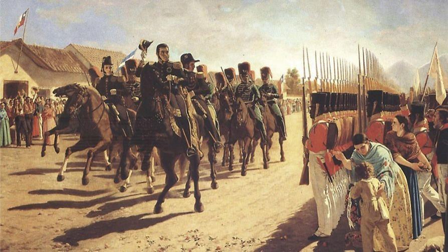 Los destaques de San Martín como libertador y el relevo de Darwin y el Moncho - NTN Concentrado - No Toquen Nada | DelSol 99.5 FM