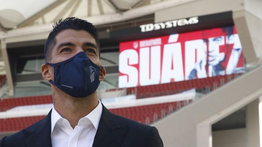 Así vivió Suárez su llegada al Atlético - Informes - 13a0 | DelSol 99.5 FM