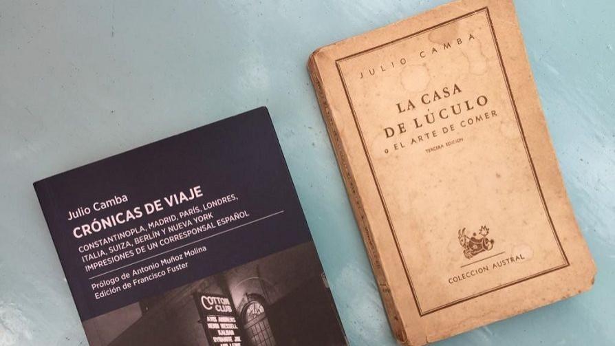 Julio Camba, el corresponsal que fue expulsado por comparar a los franceses con el champagne - La Receta Dispersa - Quién te Dice   DelSol 99.5 FM