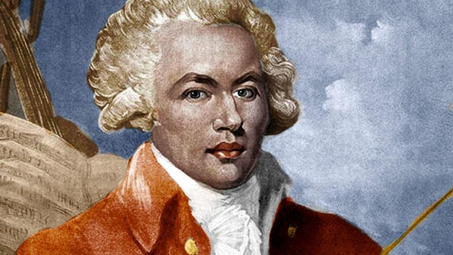 El Mozart Negro - El guardian de los libros - Facil Desviarse | DelSol 99.5 FM