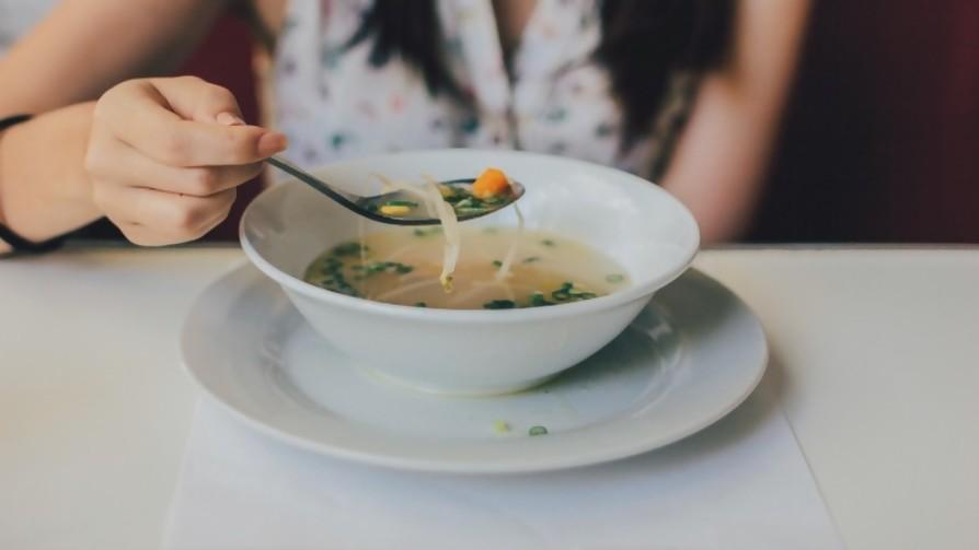 ¿No querés sopa? Dos platos - La Charla - La Mesa de los Galanes | DelSol 99.5 FM