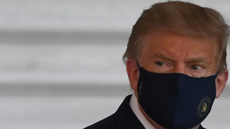 Trump quería mantener el Covid fuera de la campaña - Colaboradores del Exterior - No Toquen Nada | DelSol 99.5 FM