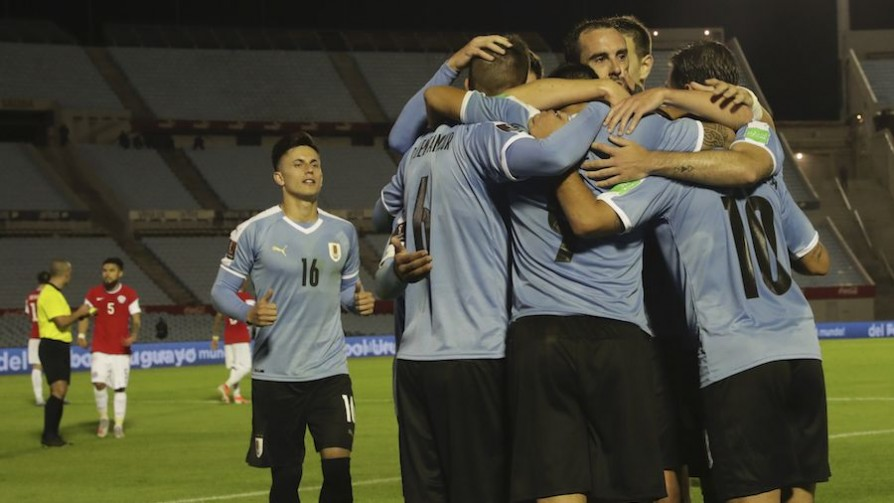 Uruguay 2 - 1 Chile - Replay - 13a0 | DelSol 99.5 FM