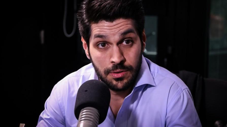 """Ojeda: Talvi """"no ha dado grandes explicaciones después de su salida"""" - Entrevista central - Facil Desviarse   DelSol 99.5 FM"""