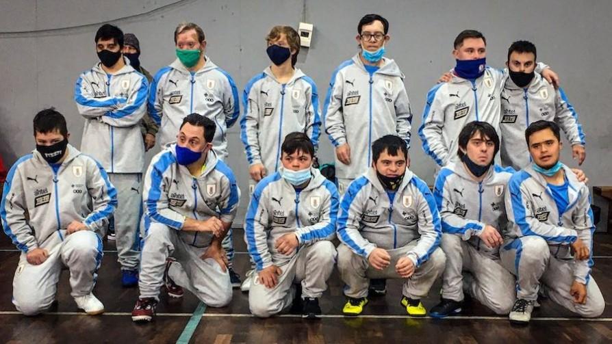 ¡Bienvenidos! La selección uruguaya de Futsal Down es una realidad - Informes - 13a0   DelSol 99.5 FM