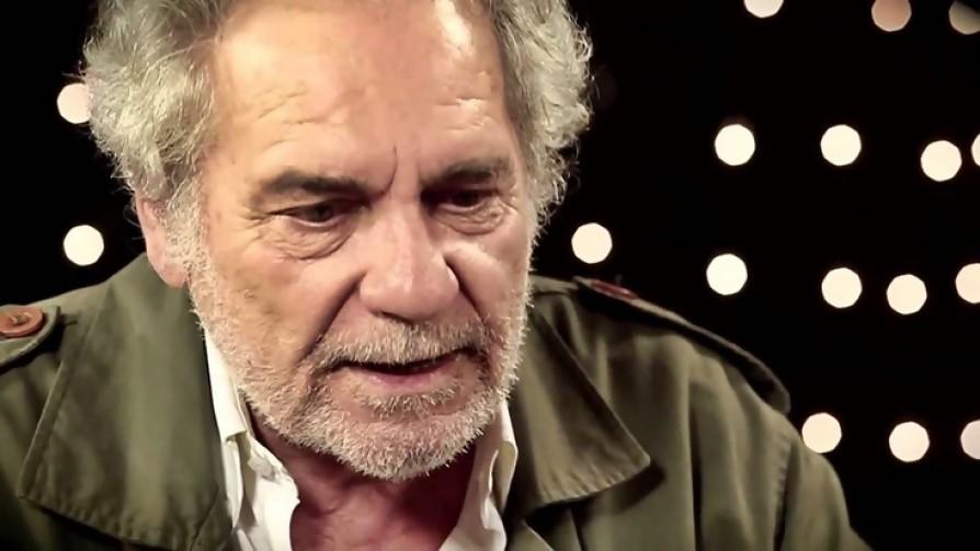 Merecido homenaje a Hugo Arana - Tio Aldo - La Mesa de los Galanes   DelSol 99.5 FM