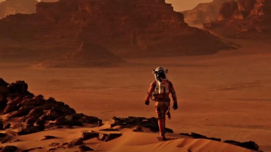 ¿Cuál sería tu frase si fueras el primer ser humano en llegar a Marte? - Sobremesa - La Mesa de los Galanes | DelSol 99.5 FM