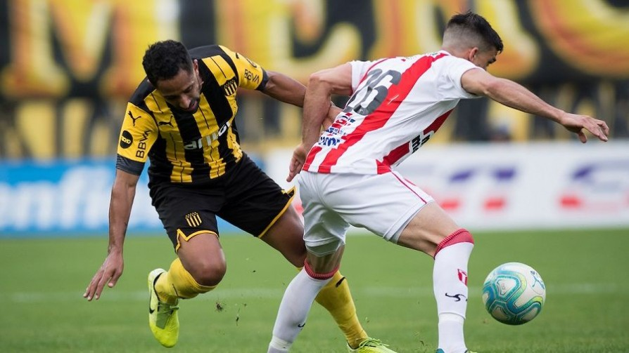 Peñarol 1 - 2 River Plate - Replay - 13a0 | DelSol 99.5 FM