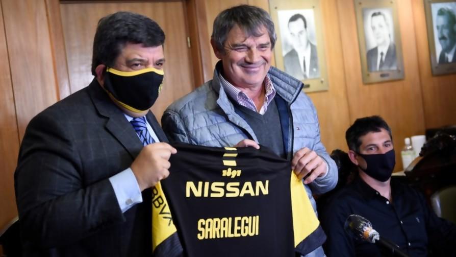 Los números de Saralegui en Peñarol - Informes - 13a0 | DelSol 99.5 FM