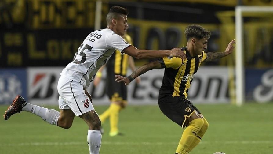 Peñarol 3 - 2 Athletico Paranaense - Replay - 13a0 | DelSol 99.5 FM