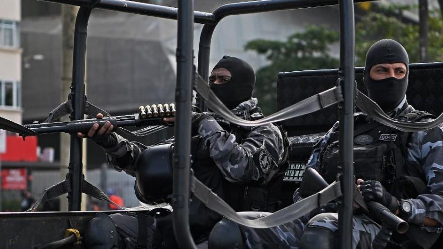 Milicias y narcotráfico dominan el 74% de Río de Janeiro  - Denise Mota - No Toquen Nada | DelSol 99.5 FM