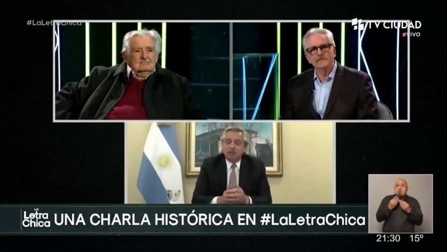 El desmentido de Fernández a Mujica y la molestia de Darwin con el cierre al turismo - Columna de Darwin - No Toquen Nada | DelSol 99.5 FM