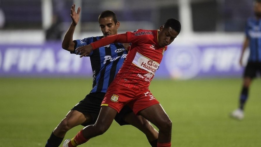 Liverpool 1 - 2 Sport Huancayo - Replay - 13a0 | DelSol 99.5 FM