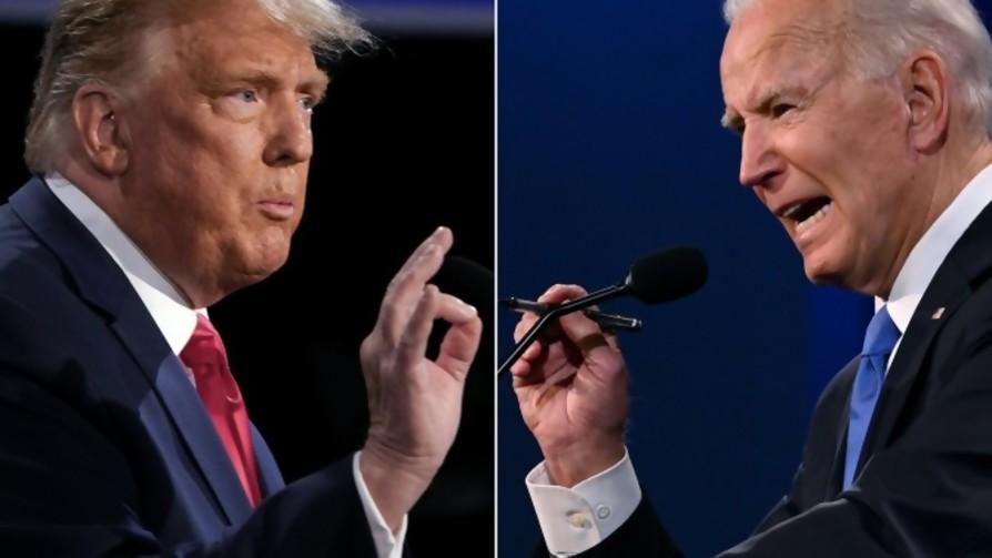 Biden acorta distancia para ser presidente, ¿qué hará Trump? - Entrevista central - Facil Desviarse | DelSol 99.5 FM