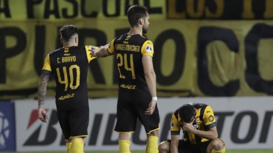 El final que Peñarol se buscó - Diego Muñoz - No Toquen Nada | DelSol 99.5 FM