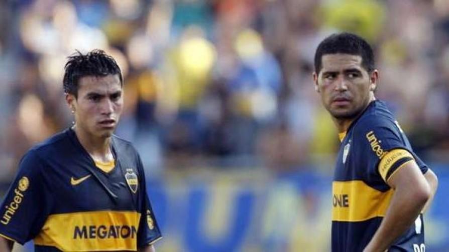 El sacrificio de Riquelme por un compañero  - Pelotas en el tiempo - 13a0 | DelSol 99.5 FM