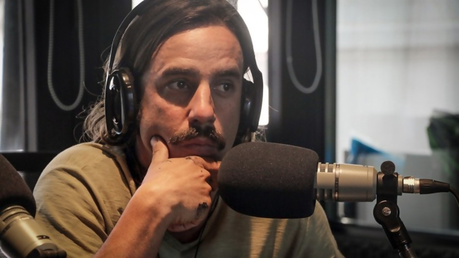 Fede Graña cantó en La Mesa - Audios - La Mesa de los Galanes | DelSol 99.5 FM