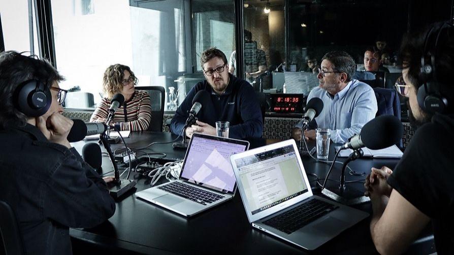 Ronda sobre presencialidad en la educación y la pandemia de la pijamada que denunció Rando  - NTN Concentrado - No Toquen Nada | DelSol 99.5 FM