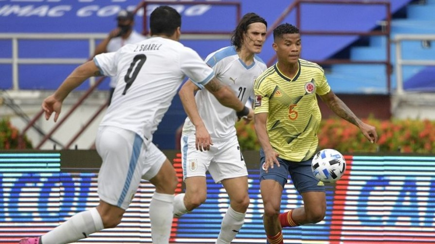 Colombia 0 - 3 Uruguay - Replay - 13a0 | DelSol 99.5 FM