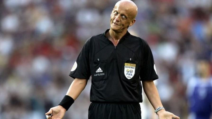 Pierluigi Collina, el mejor árbitro de la historia - Informes - 13a0 | DelSol 99.5 FM