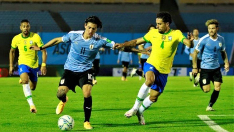 Uruguay 0 - 2 Brasil - Replay - 13a0 | DelSol 99.5 FM