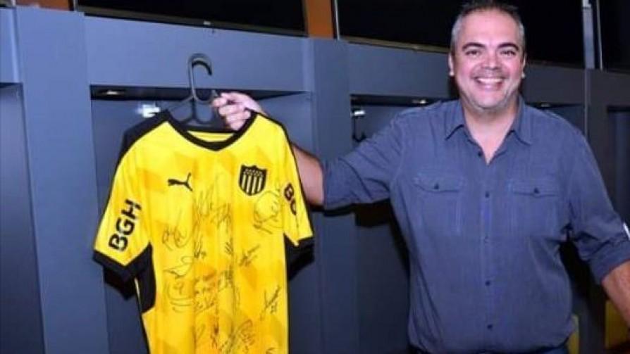 Elecciones en Peñarol: Las propuestas de Mario Colla - Informes - 13a0 | DelSol 99.5 FM