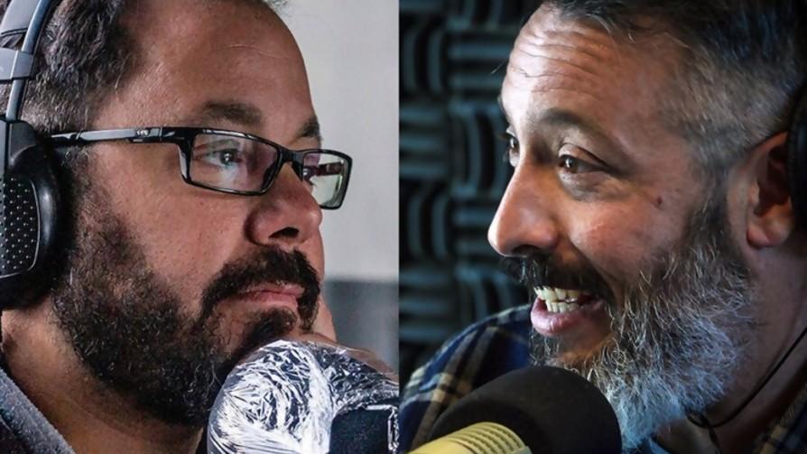Gonzalo Delgado y Diego González debaten sobre las mentiras piadosas - La Charla - La Mesa de los Galanes | DelSol 99.5 FM