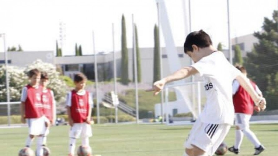 Un uruguayo de 12 años promesa del Real Madrid - Carolina Domínguez - Doble Click | DelSol 99.5 FM