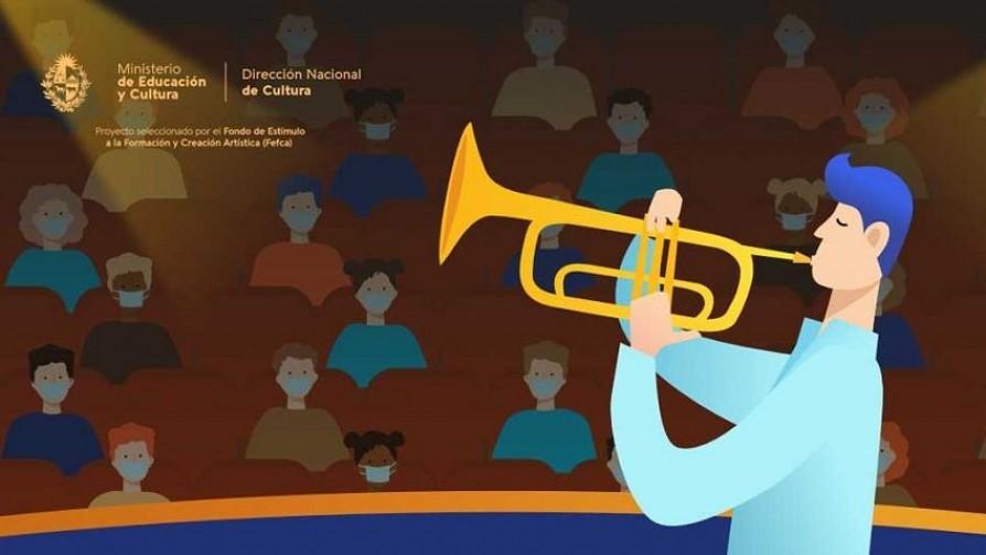 Martín Muguerza y el festival de jazz - Un cacho de cultura - Quién te Dice | DelSol 99.5 FM