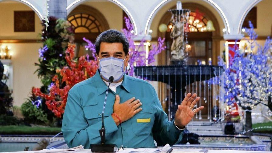 La molécula de Maduro y la moda de comer carne podrida  - NTN Concentrado - No Toquen Nada   DelSol 99.5 FM