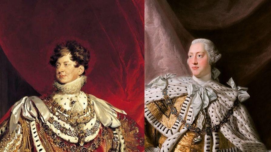 Para hablar de Jorge IV hay que hablar de Jorge III - Segmento dispositivo - La Venganza sera terrible | DelSol 99.5 FM