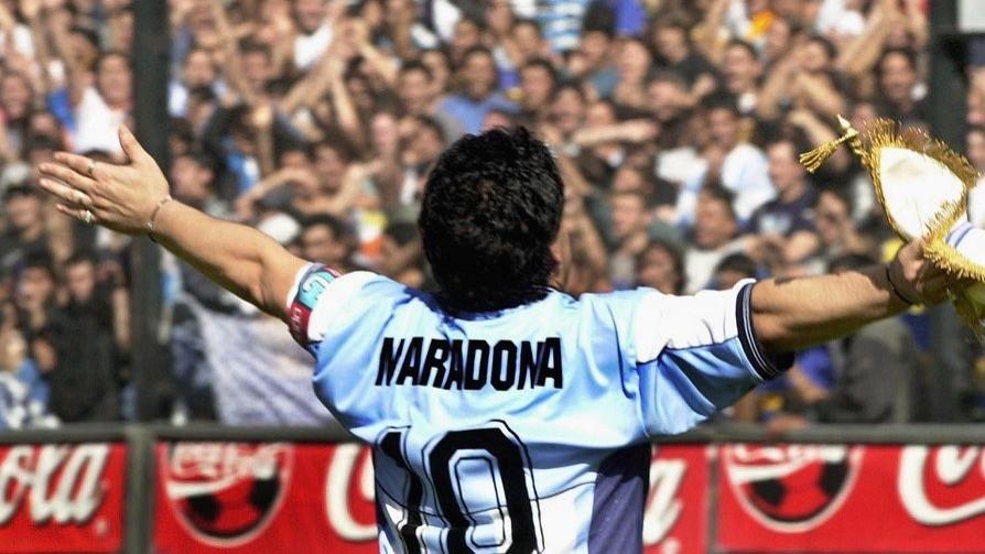 Darwin polémico: Maradona no fue el mejor - Darwin - Columna Deportiva - No Toquen Nada | DelSol 99.5 FM