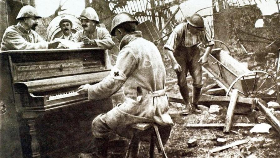 De música ligera a la Guerra Mundial - Entrada en calor - 13a0 | DelSol 99.5 FM