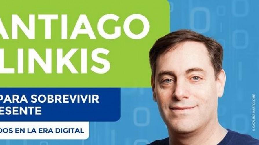 Santiago Bilinkis y una guía para sobrevivir al presente - Hoy nos dice - Quién te Dice   DelSol 99.5 FM