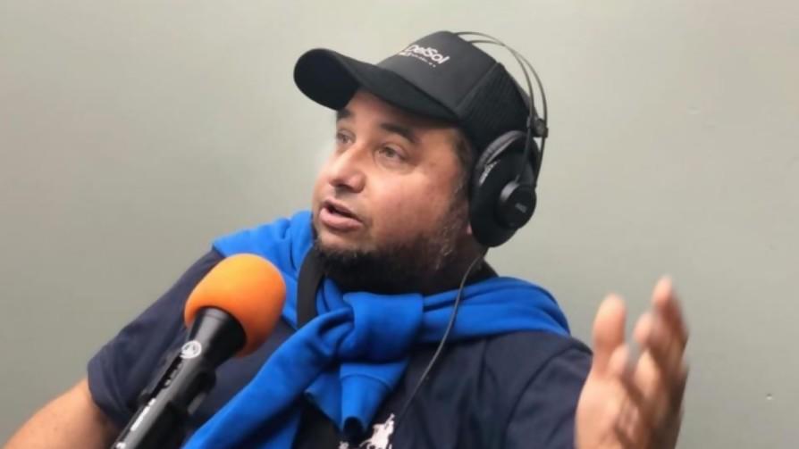 Homenaje al querido Adrián el día de su cumple - Audios - Locos x el Fútbol | DelSol 99.5 FM