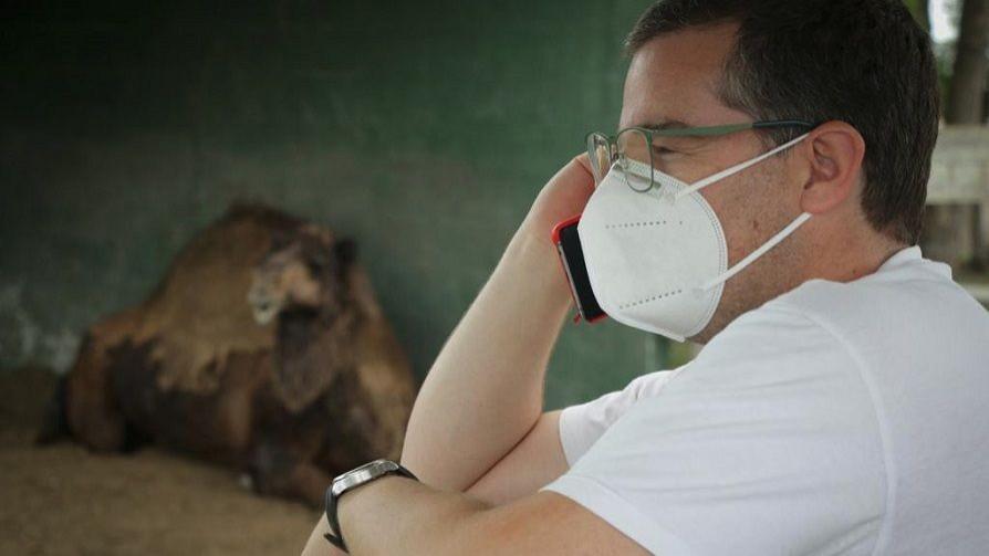 Pablo contó su recorrido por el Ecoparque Talice - Audios - Quién te Dice | DelSol 99.5 FM