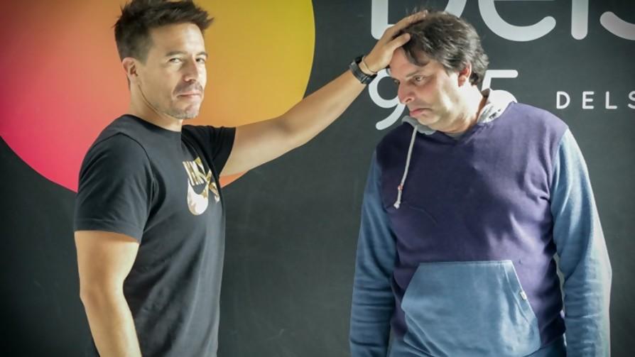 Épica batalla entre DJ Narizguetta y DJ Daño - DJ vs DJ - La Mesa de los Galanes | DelSol 99.5 FM