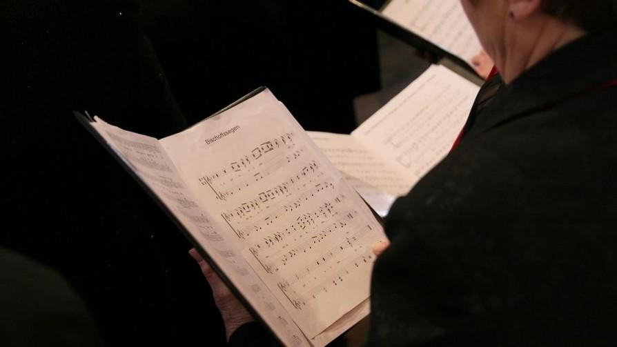 La escritura musical en clave coral - El lado R - Abran Cancha | DelSol 99.5 FM