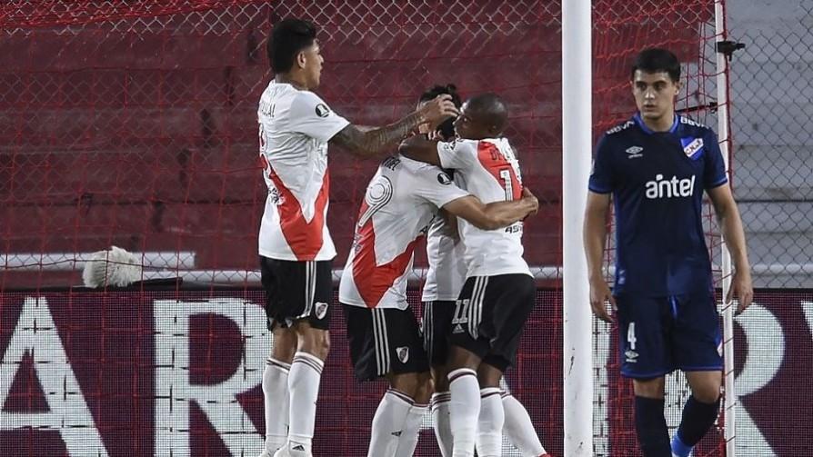 """La diferencia que sacó River Plate parece difícil de remontar en Montevideo"" - Comentarios - 13a0 | DelSol 99.5 FM"