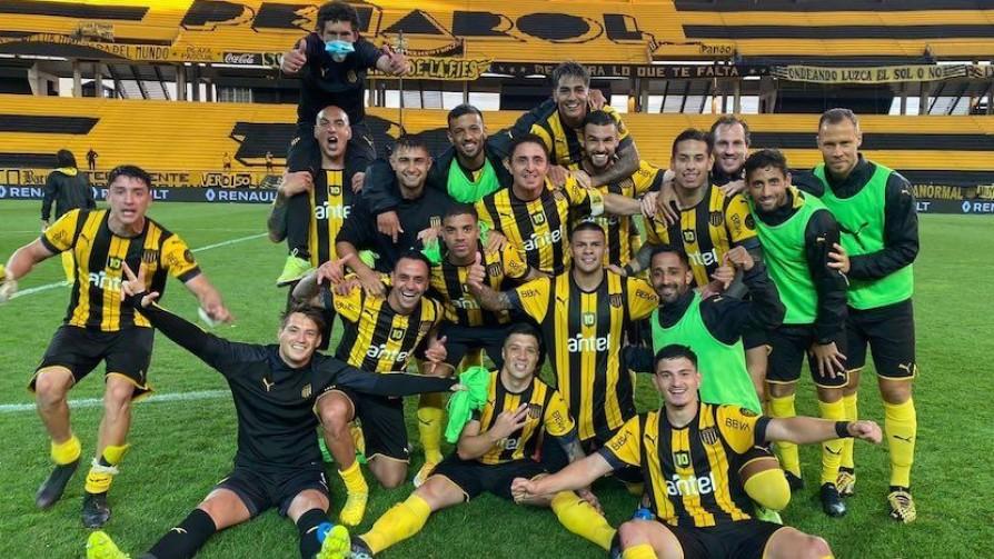 ¿Qué dijeron en Peñarol después de ganar el clásico? - Informes - 13a0 | DelSol 99.5 FM