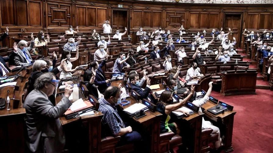 El debate en el Parlamento sobre la limitación del derecho a reunión - Informes - No Toquen Nada | DelSol 99.5 FM