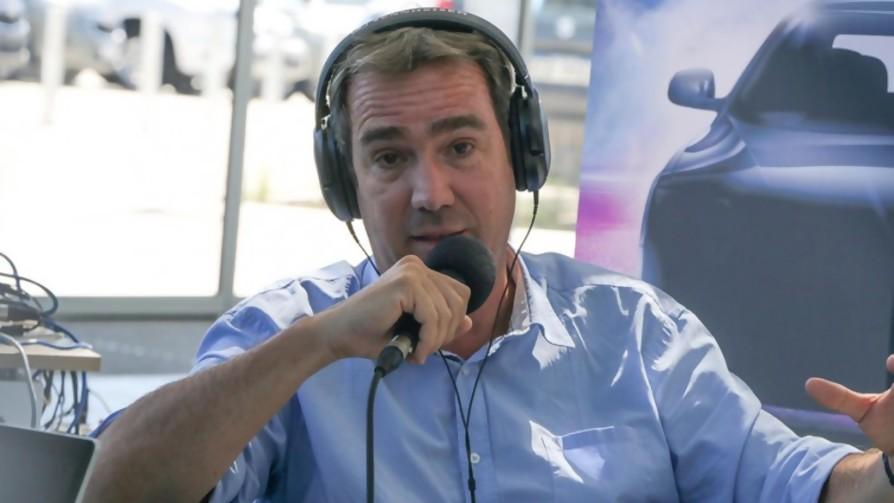 Omar Daneri, CEO de Car One - Audios - La Mesa de los Galanes | DelSol 99.5 FM