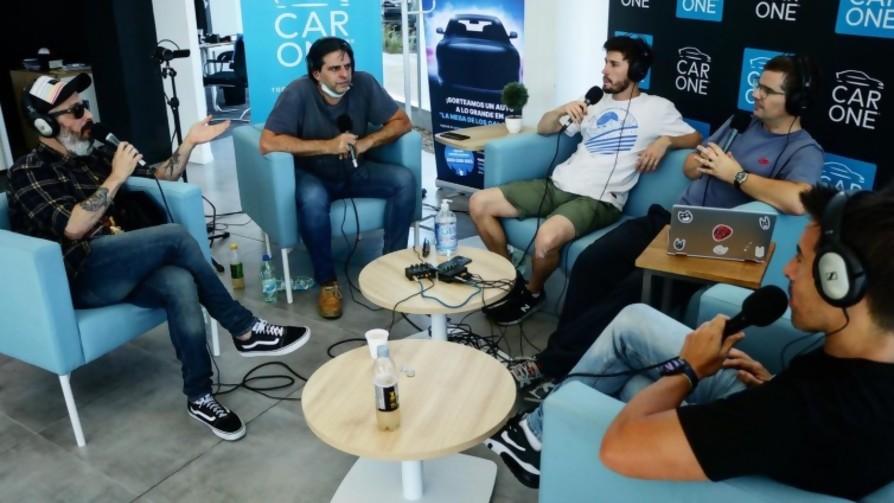 La Mesa desde Car One - La Charla - La Mesa de los Galanes | DelSol 99.5 FM
