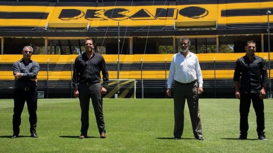 De todo un poco: Los estilos de técnico que busca Peñarol - Informes - 13a0 | DelSol 99.5 FM