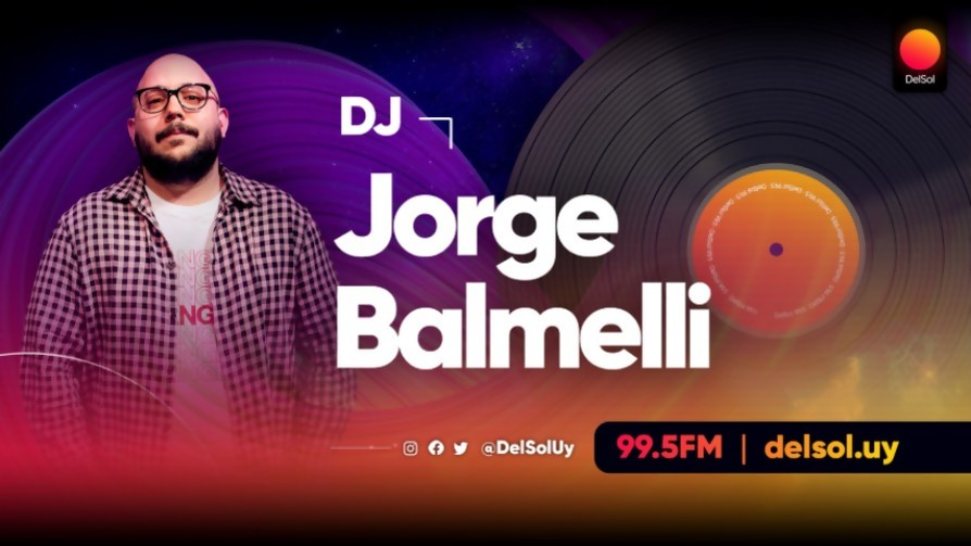 DJ Balmelli - Playlist 2020 - Playlists 2020 - Nosotros   DelSol 99.5 FM