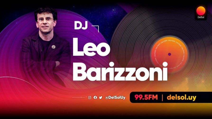 DJ Barizzoni - Playlists 2020 - Playlists 2020 - Nosotros | DelSol 99.5 FM