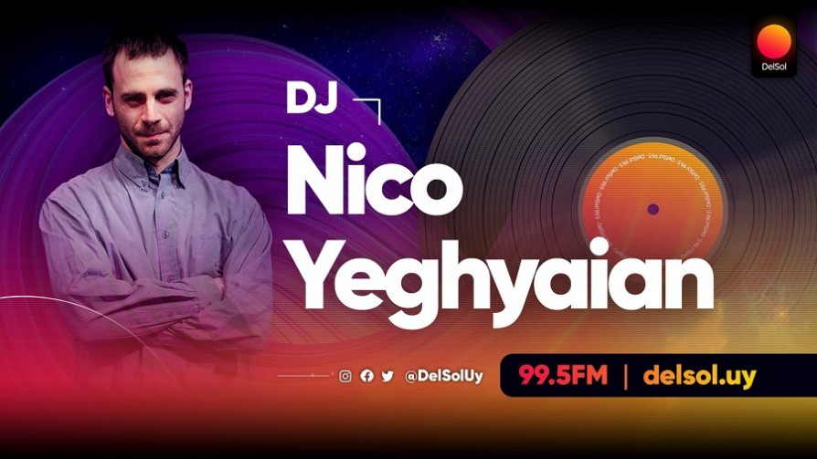DJ Nico - Playlists 2020 - Playlists 2020 - Nosotros | DelSol 99.5 FM