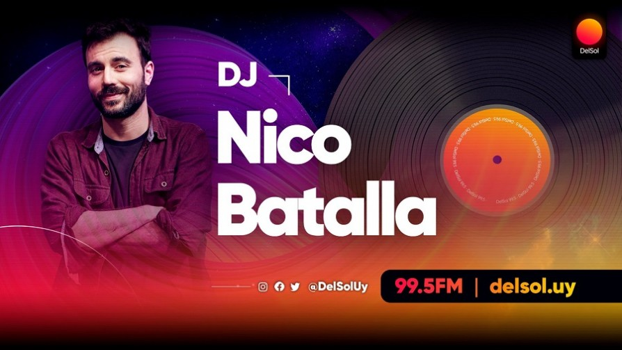 DJ Batalla - Playlists 2020 - Playlists 2020 - Nosotros | DelSol 99.5 FM